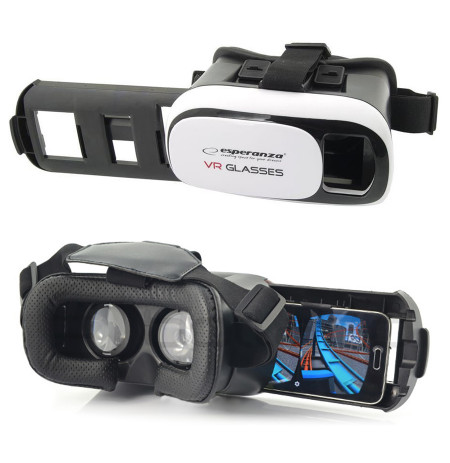Syze Per Realitet Virtual 3d Glasses For Smartphones Esperanza Emv300