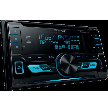 Kasetofon me CD Kenwood DPX-3000U