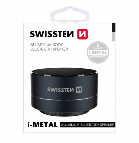 Boks Bluetooth Swissten I-Metal