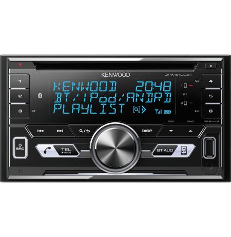 Kasetofon me CD, Bluetooth Kenwood DPX-5100BT