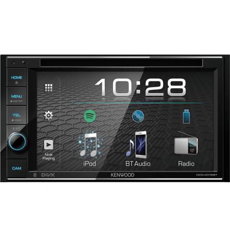 Kasetofon me Ekran, Bluetooth Kenwood DDX-4019BT