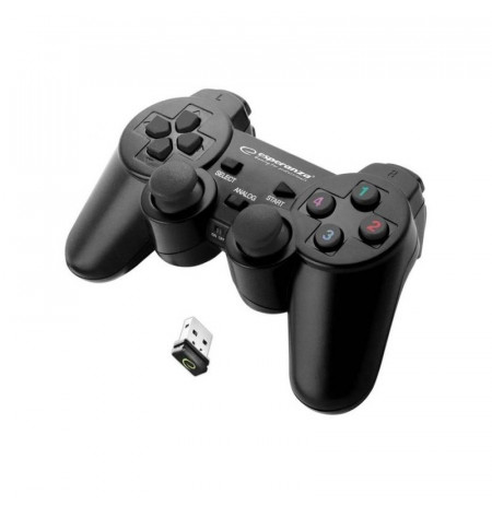 LEVE WIRELES BLACK PER PC/ANDRODT TV/PS2 EGG108K