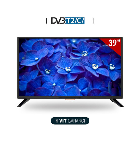 TV Fuego LED 39EL600T