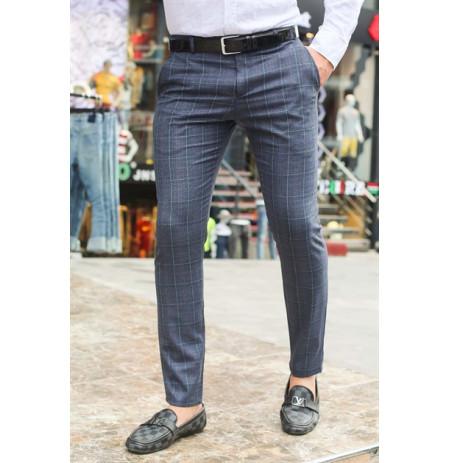 Pantallona Slim Fit Madmext