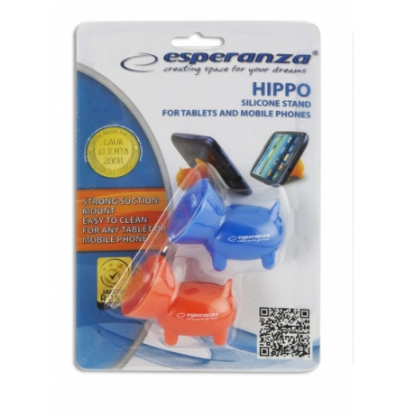 Mbajtese Smartphone/Tablet Silikoni Esperanza Ems111-Ems111