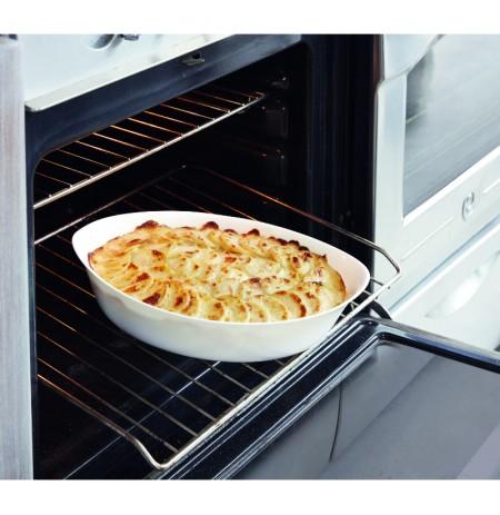 Tave ovale 32 x 20 cm Smart cuisine