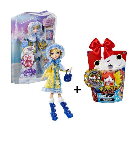 Mattel Kukulla Bionde After High + Yokai Figure Hasbro