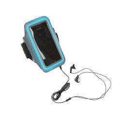 Cante Sportive Platinet per Smartphone Blue