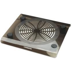 Ftohese laptopi Manhattan me ventilator te gjere