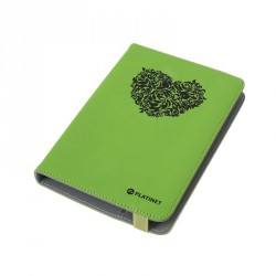 Cante Tableti Platinet Nature Heart Green