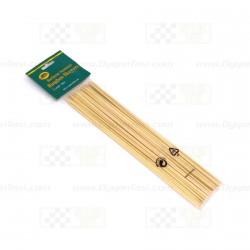 Shkopa per Barbekju Bamboo 30cm