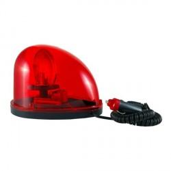 Drite rrotulluese magnet H3 12V 21W e Kuqe