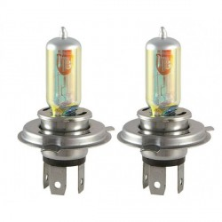 Llambe feneri H4 12V 60-55 Rainbow efekt set2