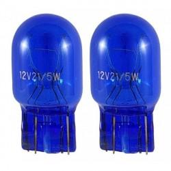 Llambe T20 W21/5W 12V Xenon efekt set2