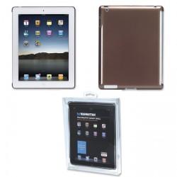 Cover iPad 2 snap-fit smoke Manhattan