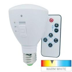 Llampe LED Omega e rikarikueshme E27 4W