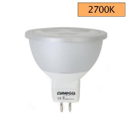 Llampe LED OMEGA SPOT LIGHT ALUMINIUM 2700K 3*1W