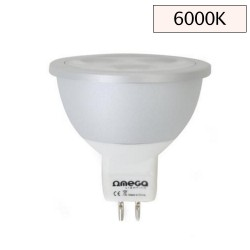 Llampe LED OMEGA SPOT LIGHT ALUMINIUM 6000K 3W