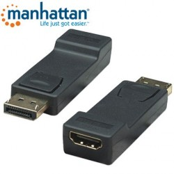 Adaptor HDMI-Display Port Manhattan