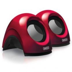 Bokse Cherry Red USB SP152