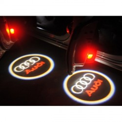 LED GHOST SHADOW LIGHT AUDI