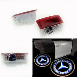LED GHOST SHADOW LIGHT MERCEDES 2010-15