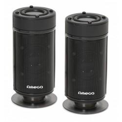 Bokse OMEGA 2.0 OG-14W Metal