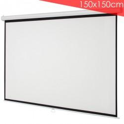 Tende Projeksioni Manuale 150X150 Muri XR-SLS84
