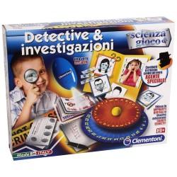 Detektive dhe Hetime Clementoni
