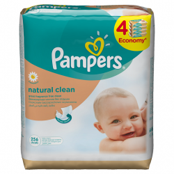 Leter e Lagur Pampers C&Play Kuatro 4x64