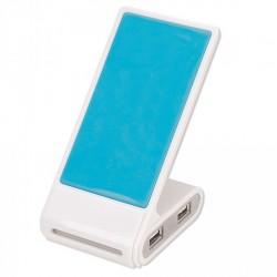 HUB USB Manhattan Mbajtese telefoni