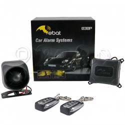 Sistem Alarmi Steelmate eBAT 838P