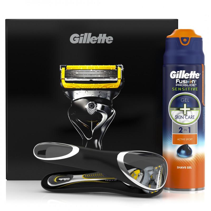 Makine dhe Shkume Rroje Gillette + Cante Dhurate