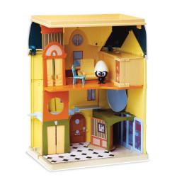 Shtepia Loder Calimero Play House