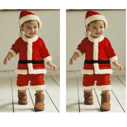 Kostum Krishtlindjesh per Bebe