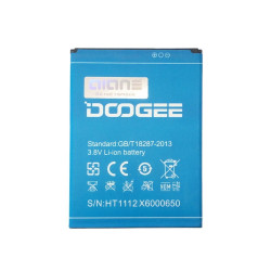 Doogee X6 Bateri