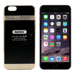 iPhone 6/6S, Remax Kase Plastike + Mbajtese makine me magnet 2 ne 1 RM-C 19
