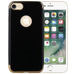 iPhone 7, Joyroom Kase e Gomuar Black & Gold