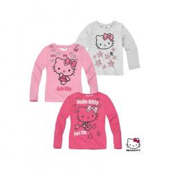 Bluze me Menge te Gjata Hello Kitty 3 - 8 Vjec