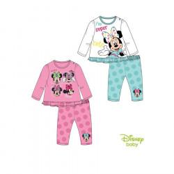 T-Shirt Disney Minnie me Leggins 3-24 Muajsh