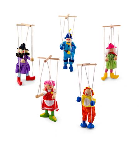 Marioneta-Magjistari i Ozit, Pino