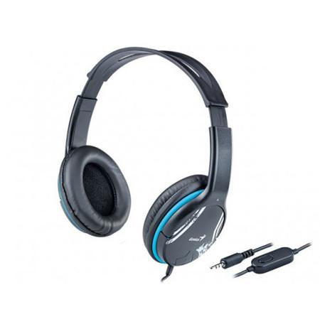 Kufje Genius HS-M400A Blue Single Jack