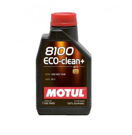 Vaj Motorik Motul 8100 Eco-Clean+ 5W30 1L