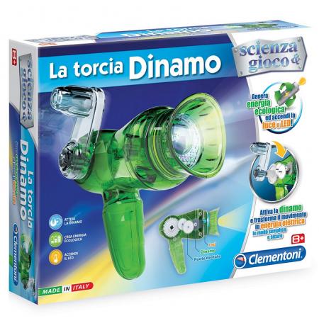 Clementoni Loder La Torcia Dinamo