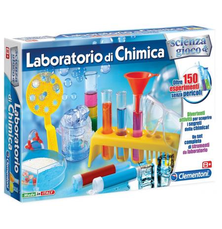 Clementoni Loder Laboratorio Di Chimica