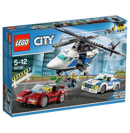 Lego High-speed Chase V29 60138