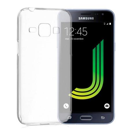 Samsung J3 2016, Kase e Gomuar Transparente