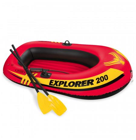 Varke Index Explorer 200 me Pomp dhe Lopata