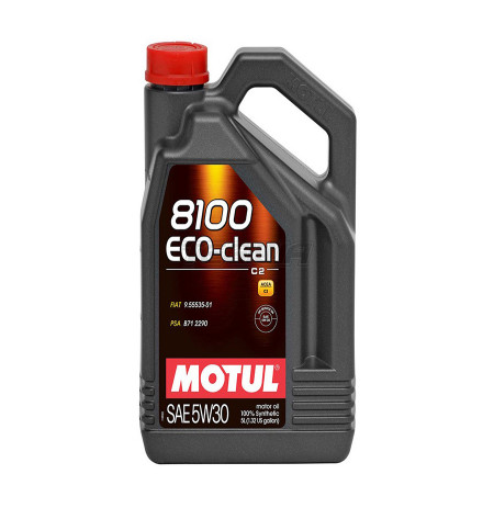 Vaj Motorik Motul 8100 Eco-Clean 5W30 1L