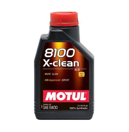 Vaj Motorik Motul 8100 X-Clean 5W30 1L